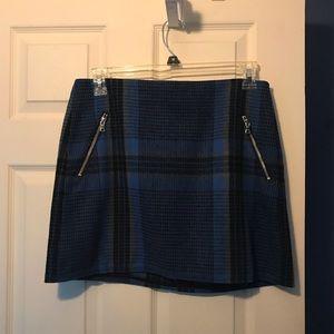Gap wool mini skirt size 10